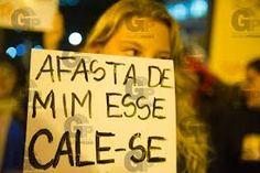 Resultado de imagem para cartazes da manifestação em porto alegre