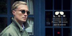 Fall/Winter 2013-2014 - model REUNION with flat mineral tempered lenses