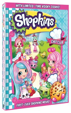 Shopkins+Chef+Club+Movie+DVD+Giveaway+with+5+winners!+#Shopkins+#giveaway