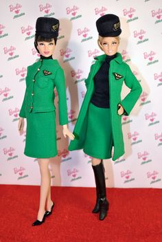"MAGIA2000 for ""Barbie Loves Alitalia"" Mila Schon 1969-1972"