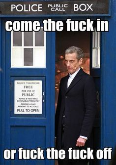 I think we found Twelve's new catchphrase...