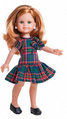 Claire Vestido Cuadros