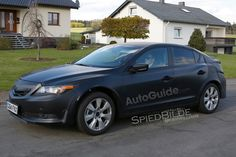 2016 Honda Civic Hatchback mule spotted in Germany - 10th Gen Civic Forum