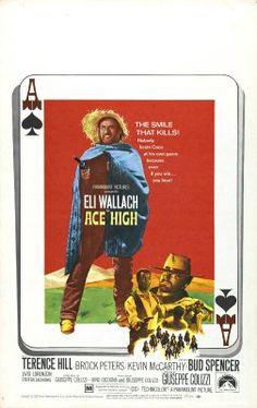 Ace High (I quattro dell'Ave Maria / Four Gunmen of Ave Maria) (1968, Italy)