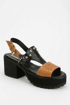 Mamut Costela Studded Slingback Platform Sandal #urbanoutfitters