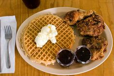 Chicken And Waffles | The 15 Best Breakfast Combos To Start Your Morning