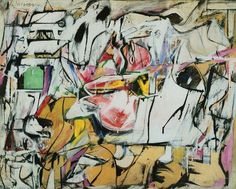 Find the latest shows, biography, and artworks for sale by Willem de Kooning. A first-generation Abstract Expressionist, Willem de Kooning is one of the most… Willem De Kooning, Jackson Pollock, Dutch Artists, Famous Artists, Tachisme, De Kooning Paintings, Oil Paintings, Black Mountain College, Expressionist Artists