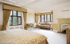Modern classic:Its current owner, businessman Peter Warwick, bought the estate in 1999 an...