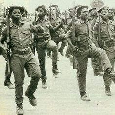 "beingzillah: ""On this day in 1969 and the decided they no longer needed to be slaves to the Portuguese. Tanzania, Kenya, World Conflicts, Defence Force, Guinea Bissau, Ivory Coast, Black History Month, Sierra Leone, World History"