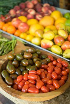 Produce at the Farm Stall
