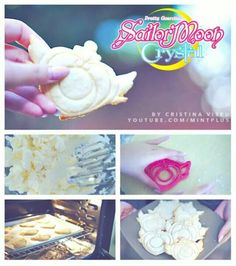 Formina per biscotti Sailor Moon