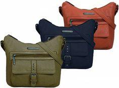 Umhängetasche mit Nieten STEFANO. Nur B2B Verkauf. #Handtaschen #Bags #Mode #STEFANO
