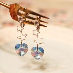 イヤリング ♯accessory earring