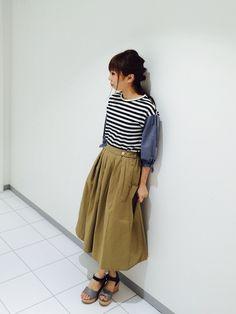 是非ともgetして欲しいロングスカート♡ | 熊本パルコ店 | POU DOU DOU ショップブログ