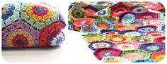 So pretty!  Love colours!