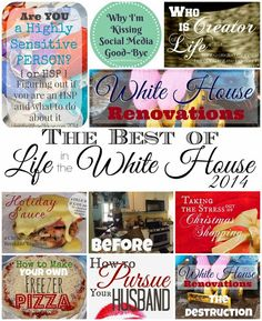 The Best of Life in the White House 2014 at LifeintheWhiteHouse.com