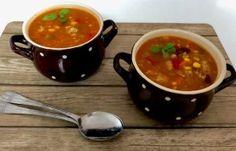 Najlepsza zupa meksykańska! - Blog z apetytem Chana Masala, Healthy Recipes, Healthy Food, Snacks, Dinner, Ethnic Recipes, Blog, Diet, Healthy Foods