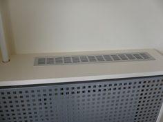 IKEA Hackers: Bedroom radiator cover