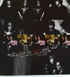 A Harry Potter quote
