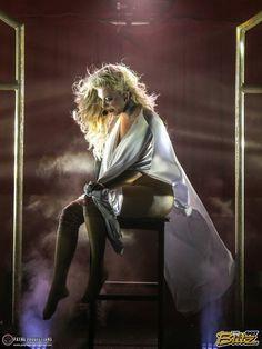 Epic Firetruck's Maria Brink & In This Moment - Payne Productions ~ Nu Metal, Metal Girl, Heavy Metal, Maria Brink, Women Of Rock, Symphonic Metal, Concert Photography, Thrash Metal, Metal Bands