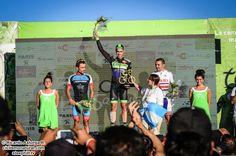 2016 tour-de-san-luis photos stage-04 - Your Stage 4 podium, 2nd Janier ACEVEDO (JAMIS), 1st Eduardo SEPULVEDA (FORTUNEO VITAL CONCEPT), 3rd Roman VILLALOBOS (CRC)share this photo