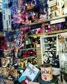 """Window display  #libertylondon"" - Thanks to claudelizabeth via instagram"