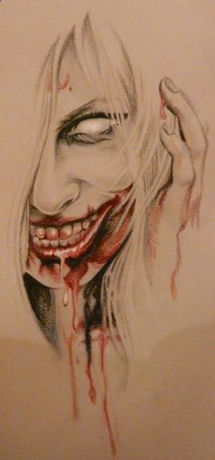 Zombie by sanne-de-haan.dev... on @deviantART