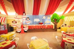 Nicholas' Snoopy and The Peanuts Gang Themed Party – 1st Birthday - Party Doll Manila