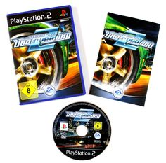 Need For Speed: Underground 2 für Playstation 2 in OVP!