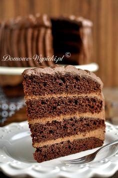 Tort czekoladowy - Przepis