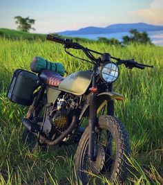 The new Honda build from is perfect for coast-side adventuring :: Motorcycle Camping, Cafe Racer Motorcycle, Moto Bike, Women Motorcycle, Motorcycle Quotes, Motorcycle Helmets, Cafe Racer Helmet, Cafe Racer Bikes, Cafe Racers