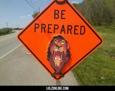 Be prepared#funny #lol #lolzonline