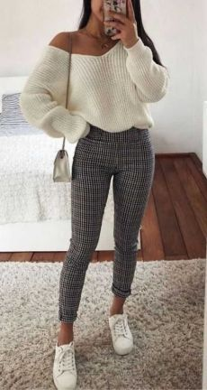 Winter Outfit For Teen Girls, Classy Winter Outfits, Best Casual Outfits, Trendy Fall Outfits, Winter Outfits Women, Winter Fashion Outfits, Look Fashion, Spring Outfits, Winter Dresses