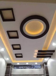 Stylish Modern Ceiling Design Ideas _ Engineering Basic Stylish Modern Ceiling Design Ideas _ Engineering Basic Pin: 468 x 628 Drawing Room Ceiling Design, Simple False Ceiling Design, Gypsum Ceiling Design, Interior Ceiling Design, House Ceiling Design, Ceiling Design Living Room, False Ceiling Living Room, Bedroom False Ceiling Design, Ceiling Decor