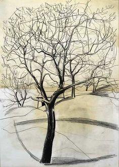 Ben Nicholson sketch