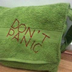 Uma bolsa para você nunca esquecer sua toalha!