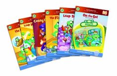 Amazon.com: LeapFrog Tag Learn to Read Phonics Book Series, Short Vowels: $19
