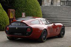 Zagato Alfa Romeo TZ3 Corsa 2010