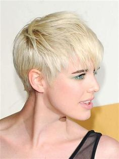 Bing : Short Hair Cuts for Women. Charming style pixie haircut.