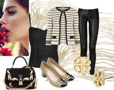 """Classic elegance"" by titamenachogaliano on Polyvore"