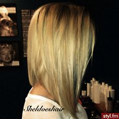 15 Angled Bob Hairstyles Pictures The typical types of bob hair cuts are A-line bob, the asymmetrical bob, the graduated bob, the layered bob in addition to also angled bob. This specific's easy to make a bob hair in addition to also This specific will be a very variable in addition to also fashionable hair …