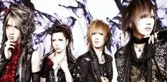 GALEYD, a year after their hiatus, is officially calling it quits. It's not much of a surprise, but heartbreaking nonetheless for the. Miyavi, Visual Kei, Anime, Cherry, Black, Black People, Anime Shows, Anime Music, Prunus