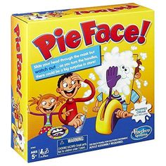 Pie Face Game Games BRAND NEW IN STOCK NOW NEW GIFT 100% Authentic Board game #Hasbro