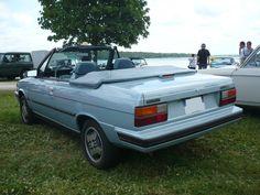 RENAULT - AMC Alliance L cabriolet 1987 Madine (2)