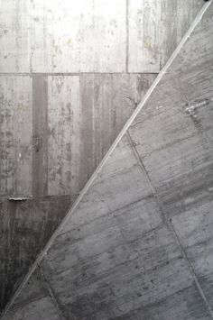 Hormigón - Textura y encofrado | Casa E | 08023 Arquitectos - Barcelona | #Arquitectos #Hormigón