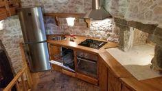 Stone Tower Cabin in Croatia 006