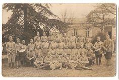 Legie ve Francii, Cognac, čeští vojáci, hudebníci (6627138665) - Aukro - největší obchodní portál