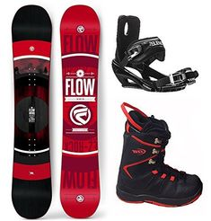 Flow 2018 Vert WIDE Mens Complete Snowboard Package BindingsBoots 4 YR WARRANTY Board Size 162 WIDE Boot Size 135 47 -- Be sure to check out this awesome product. (This is an affiliate link) Snowboard Packages, Sport Atv, Snowboard Bindings, Snowboarding Men, Winter Sports, Converse Chuck Taylor, Flow, High Top Sneakers, Boots