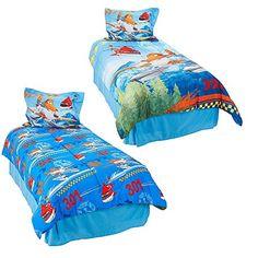 Disney/Pixar Planes Fire and Rescue Comforter, Twin, Blue Disney/Pixar http://www.amazon.com/dp/B00N2OPPXS/ref=cm_sw_r_pi_dp_BnnCub0A8BQCE