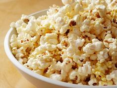 Flavored Popcorn Ideas: Food Network dreamed up dozens of cool ideas!